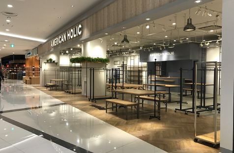 American Holic イオンモール座間店